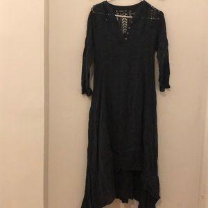 Anthropologie Gypsy Global Village dress